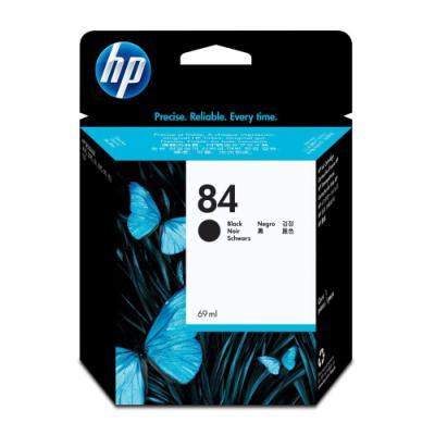Inkoustová náplň HP 84 (C5016A) černá