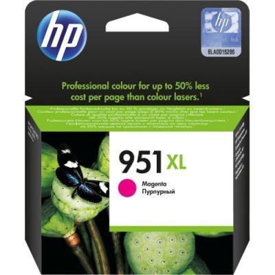 Inkoustová náplň HP 951XL (CN047AE) červená