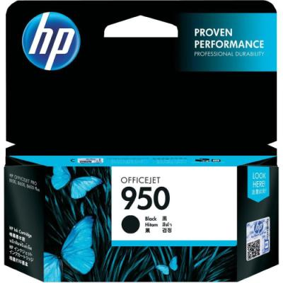 Inkoustová náplň HP 950 (CN049AE) černá