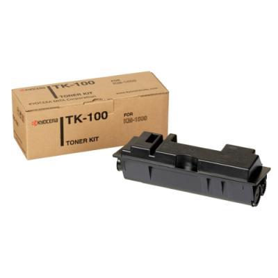 Toner Kyocera TK-100 černý