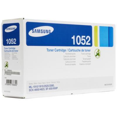 Toner Samsung MLT-D1052S černý