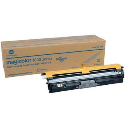 Toner Konica Minolta A0V306H (A0V3) žlutý