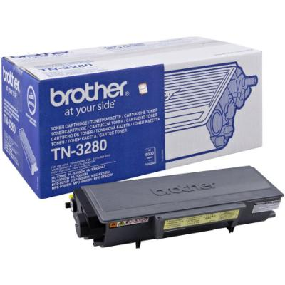 Toner Brother TN-3280 černý