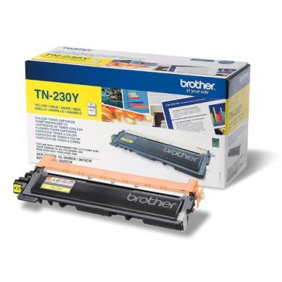 Toner Brother TN-230Y žlutý
