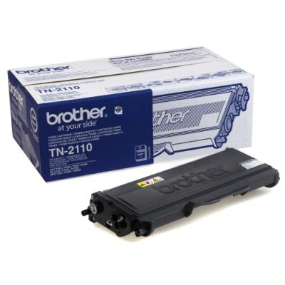 Toner Brother TN-2110 černý