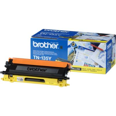 Toner Brother TN-135Y žlutý