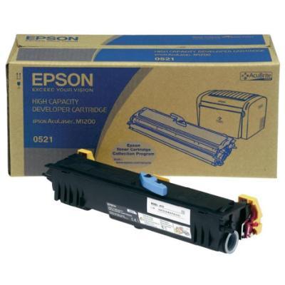 Toner Epson 0521 černý