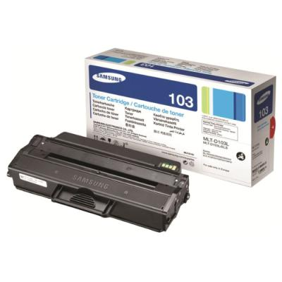 Toner Samsung MLT-D103L černý