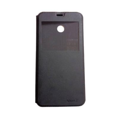Pouzdro UMAX pro P55 LTE flipové černé