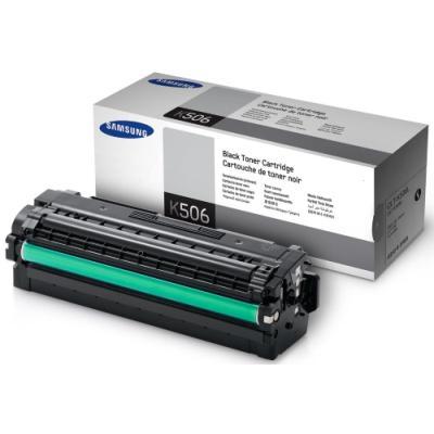 Toner Samsung CLT-K506L černý