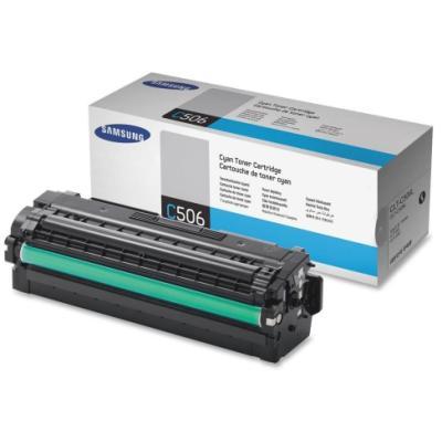 Toner Samsung CLT-C506L azurový