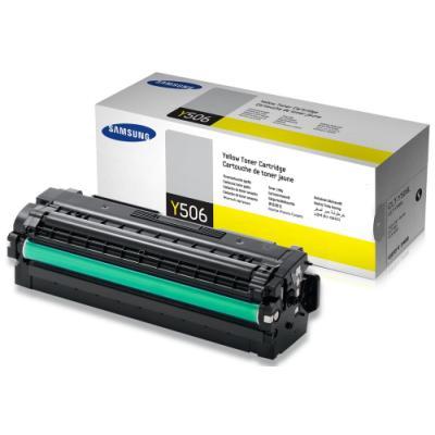 Toner Samsung CLT-Y506L žlutý