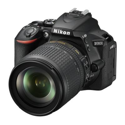 Zrcadlovka Nikon D5600 + 18-105mm VR