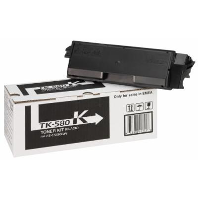 Toner Kyocera TK-580K černý