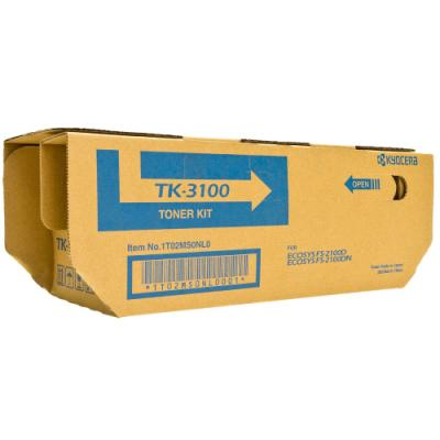 Toner Kyocera TK-3100 černý