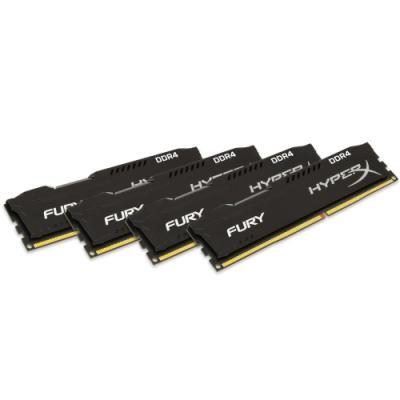 Operační paměť Kingston HyperX FURY Black 64 GB