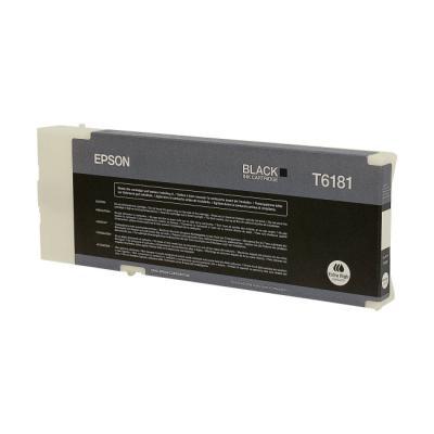 Inkoustová náplň Epson T6181 černá