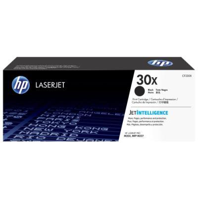 Toner HP 30X (CF230X) černý