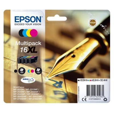 Inkoustová náplň Epson T1636 CMYK
