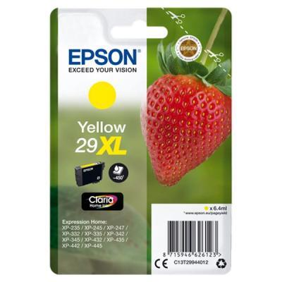 Inkoustová náplň Epson T2994 žlutá