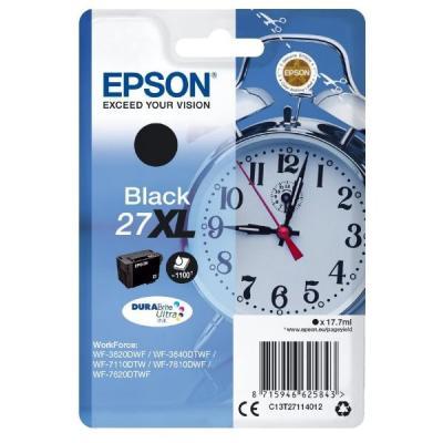 Inkoustová náplň Epson T2711 černá
