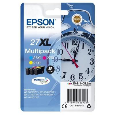 Inkoustová náplň Epson T2715 CMY