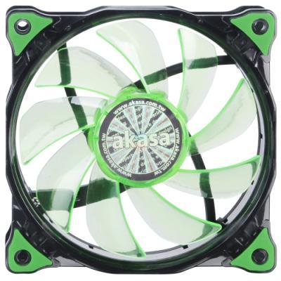 Ventilátor Akasa Vegas zelený