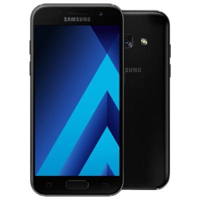 Mobilní telefon Samsung Galaxy A3 2017 černý