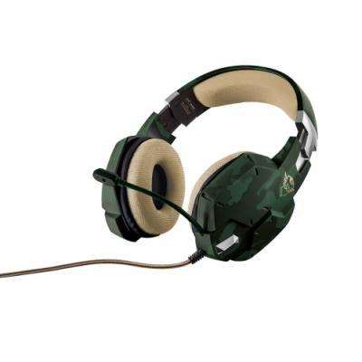 Headset Trust GXT 322C zelený