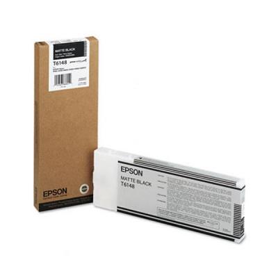 Inkoustová náplň Epson T6148 matná černá
