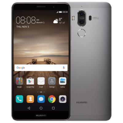 Mobilní telefon Huawei Mate 9 šedý