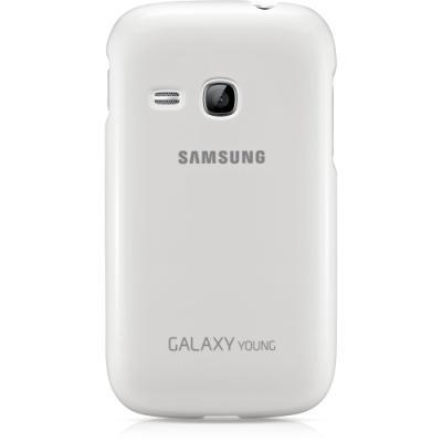 Ochranný kryt Samsung Galaxy Young bílý