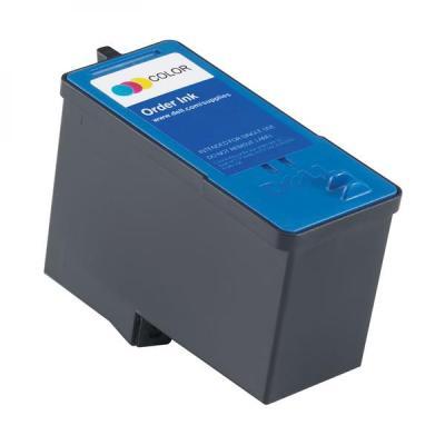 Inkoustová náplň Dell MK991 CMY