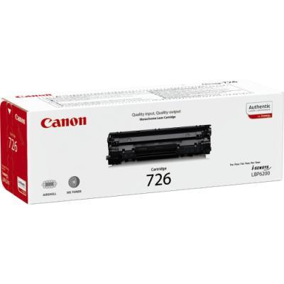 Toner Canon 726 černý
