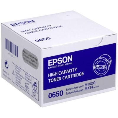 Toner Epson 0650 černý