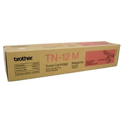 Toner Brother TN-12M červený