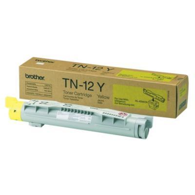 Toner Brother TN-12Y žlutý