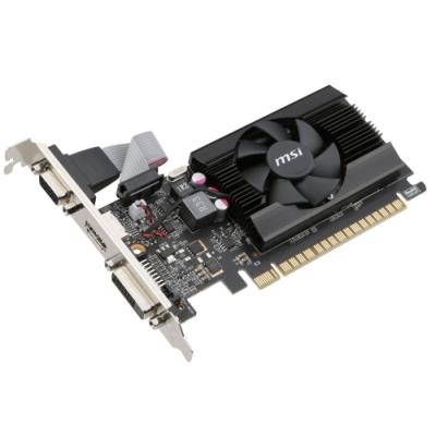 Grafická karta MSI GeForce GT 710 1GD3 LP