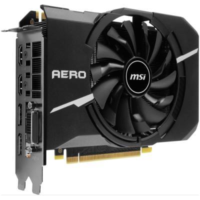 Grafická karta MSI GeForce GTX 1070 AERO ITX 8G OC