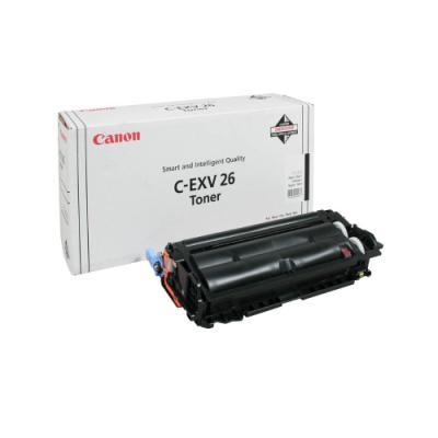 Toner Canon C-EXV26Bk černý