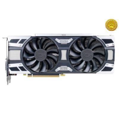 Grafická karta EVGA GeForce GTX 1070 SC2 GAMING