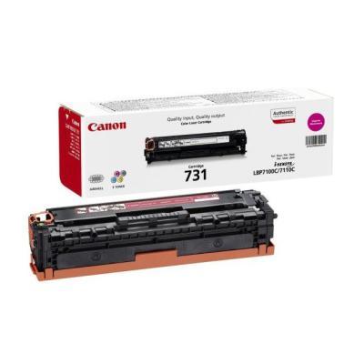 Toner Canon 731 M červený