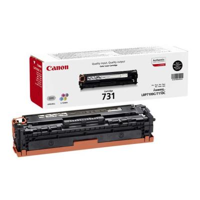 Toner Canon 731 BK černý