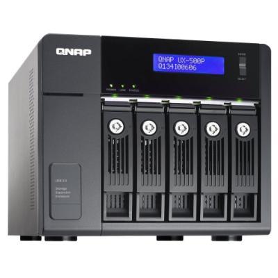 Expanzní box QNAP UX-500P