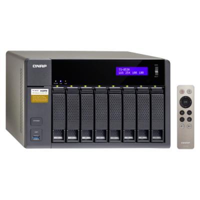 Síťové úložiště NAS QNAP TS-853A-4G