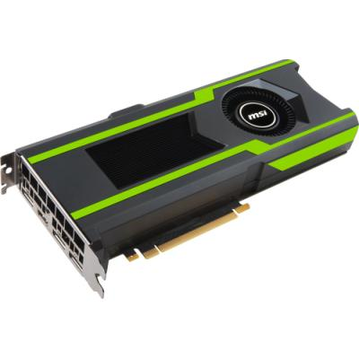 Grafická karta MSI GeForce GTX 1080 Ti AERO 11G OC