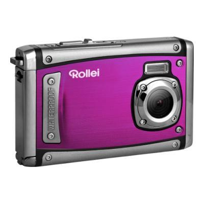 Digitální fotoaparát Rollei Sportsline 80 růžový