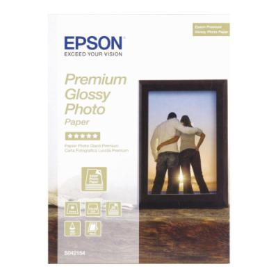 Fotopapír Epson Premium Glossy 13x18 cm S042154