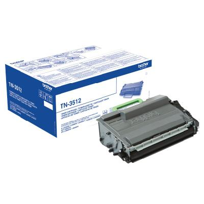 Toner Brother TN-3512 černý