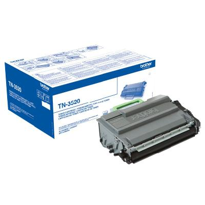 Toner Brother TN-3520 černý